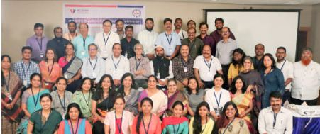 Advanced Transplant Coordinators' Workshop 2019 held in Chennai