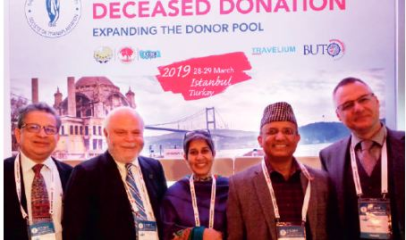First Regional Meeting of The Transplantation Society held in Istanbul, Turkey