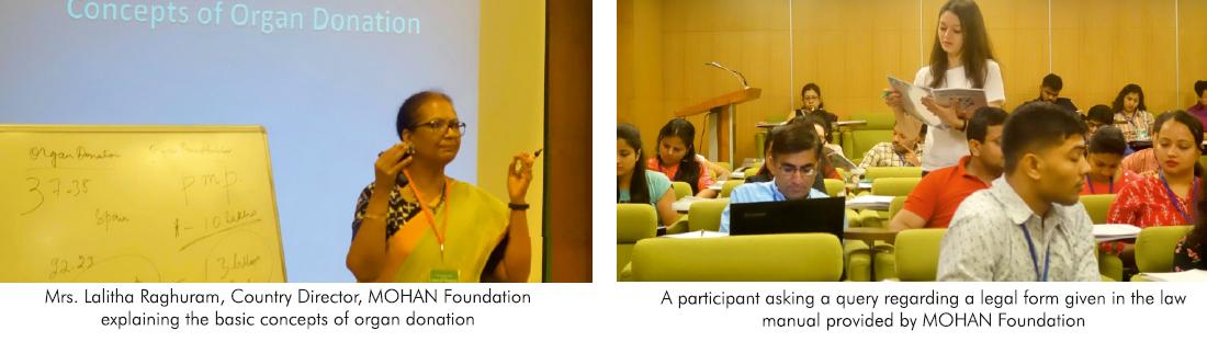 7th FORT-MOHAN Foundation Training on Transplant Coordination held at FMRI, Gurugram