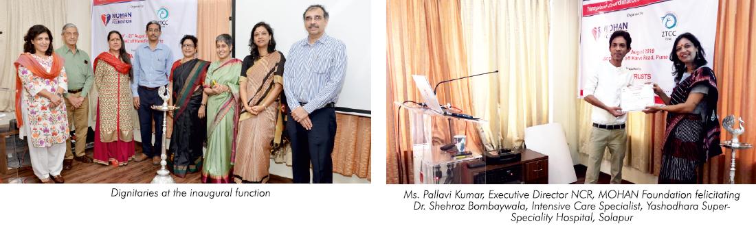One Week Transplant Coordinators' Training Programme Held in Pune