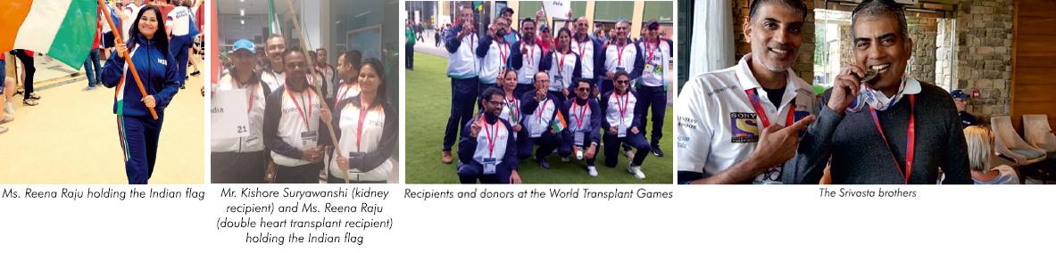 World Transplant Games 2019
